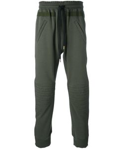 Amen | Stitched Panel Track Pants 50 Cotton