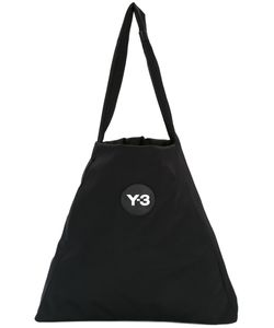 Y-3 | Logo Patch Shoulder Bag Polyurethane/Polyester
