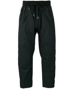 Amen | Quilted Knees Track Pants Size 48