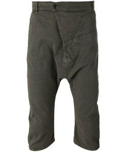 ANDREA YA'AQOV | Drop-Crotch Shorts Size Xl