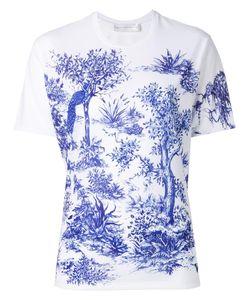 Victoria, Victoria Beckham | Victoria Victoria Beckham Landscape Print T-Shirt Xs Polyester
