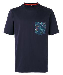 Paul By Paul Smith | Printed Pocket Shirt Size Medium