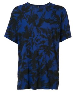 ATTACHMENT | Palm Tree Print T-Shirt Size 3