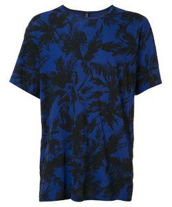 ATTACHMENT | Palm Tree Print T-Shirt