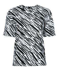 G.V.G.V.   Printed T-Shirt Xs Polyurethane/Rayon