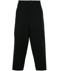 General Idea | Cropped Tapered Trousers Men