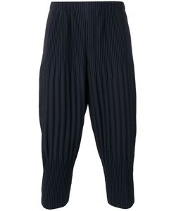 HOMME PLISSE ISSEY MIYAKE | Homme Plissé Issey Miyake Pleated Cropped Pants Size 2