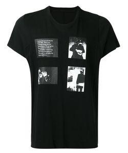 JULIUS | Four Prints T-Shirt Size 4