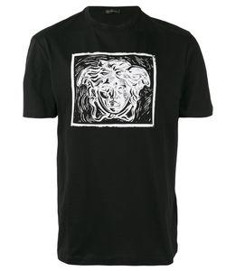 Versace   Medusa Print T-Shirt Size Xl