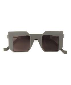 VAVA   Square Frame Sunglasses