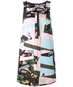 Kenzo | Broken Camo Dress 40