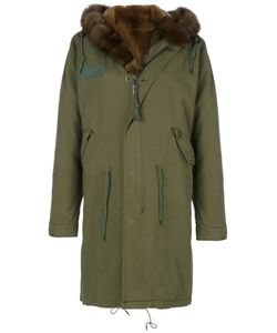 Liska | Fur Hooded Parka Women