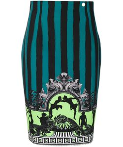 Versace Collection | Юбка С Вышивкой