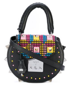 Salar | Studded Round Tote One
