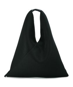 MM6 by Maison Margiela | Mm6 Maison Margiela Shopper Tote Polyester/Calf Leather