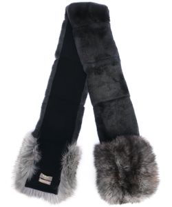 N.PEAL | Rex And Fox Fur Scarf