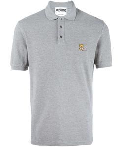 MOSCHINO VINTAGE   Classic Polo Shirt Xs Cotton