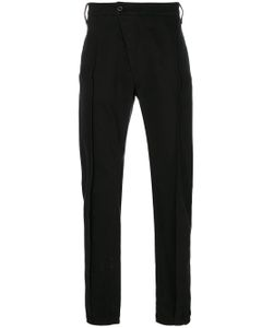Lost & Found Rooms | Dislocated Fastening Slim-Fit Trousers