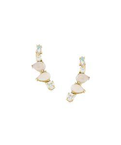 Sarah Noor | Curved Earrings 1