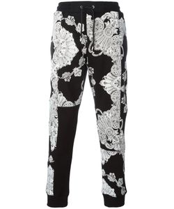 Mcq Alexander Mcqueen | Drawstring Printed Track Pants Medium