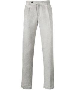 Massimo Alba | Faded Straight-Leg Trousers