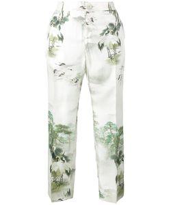 FOR RESTLESS SLEEPERS   Japanese Print Pyjama Trousers Medium