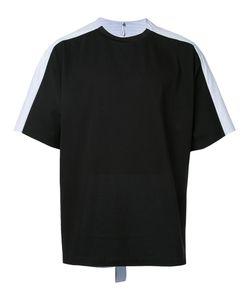 OAMC | Pinstripe Back T-Shirt Xs