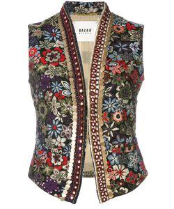 BAZAR DELUXE   Embroidery Gilet