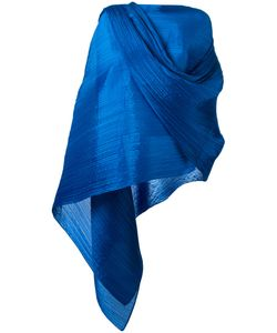 PLEATS PLEASE BY ISSEY MIYAKE | Pleated Scarf Polyester