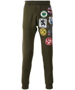 Dsquared2 | Patch Detail Track Pants Small
