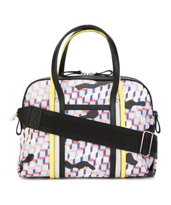 Pierre Hardy | Rally Camouflage Cube Tote