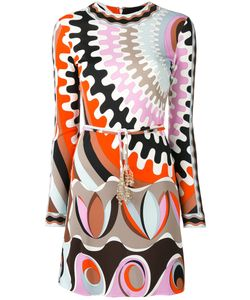 Emilio Pucci | Printed Fitted Dress