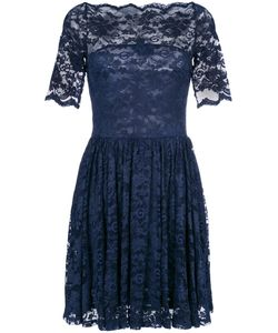 Ganni | Lace Embroidered Shift Dress