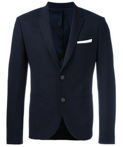 Neil Barrett | Classic Blazer 46 Polyester/Spandex/Elastane/Virgin Wool/Polyester