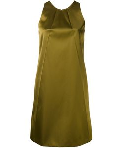 Nina Ricci | Sleeveless Dress 36 Silk/Cotton/Acetate/Viscose