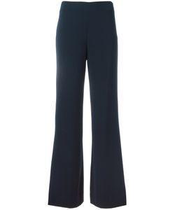 Diane Von Furstenberg | Wide-Leg Tailo Trousers 4 Triacetate/Polyester