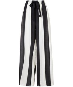 Maison Rabih Kayrouz | Striped Palazzo Pants Women Virgin