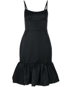 Prada | Платье С Подолом С Рюшами