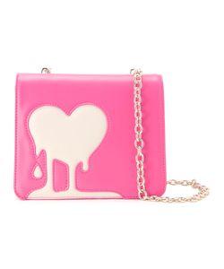 Love Moschino | Melted Heart Crossbody Bag Polyurethane