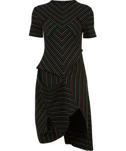 J.W. Anderson | J.W.Anderson Striped Dress Small Cotton