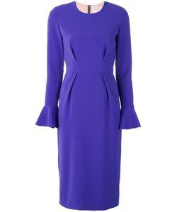 ROKSANDA | Flute Sleeve Dress 10
