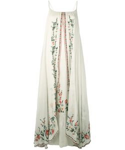 Mes Demoiselles | Josephine Embroidered Maxi Dress