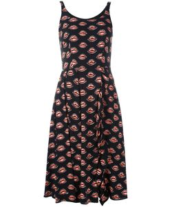 Prada | Lip Print Dress Size 44