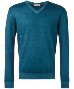 Cruciani   V-Neck Sweater 54