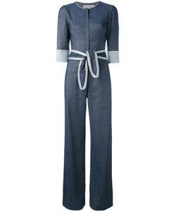 Goat   Dreyfus Jumpsuit 12 Cotton/Viscose/Polyester/Spandex/Elastane