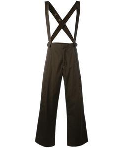 MAISON FLANEUR | Drawstring Trousers 48 Cotton