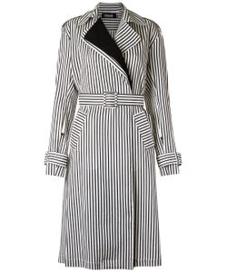 Reinaldo Lourenço | Striped Trench Coat