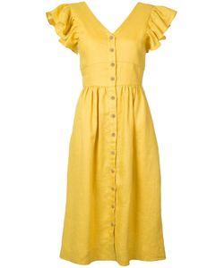 Sea | V-Neck Shirt Dress Size