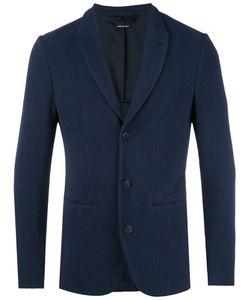 Giorgio Armani | Slim-Fit Blazer 48 Polyester/Triacetate/Spandex/Elastane
