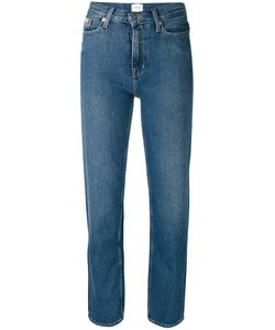 Calvin Klein Jeans | Fitted Straight Leg Jeans